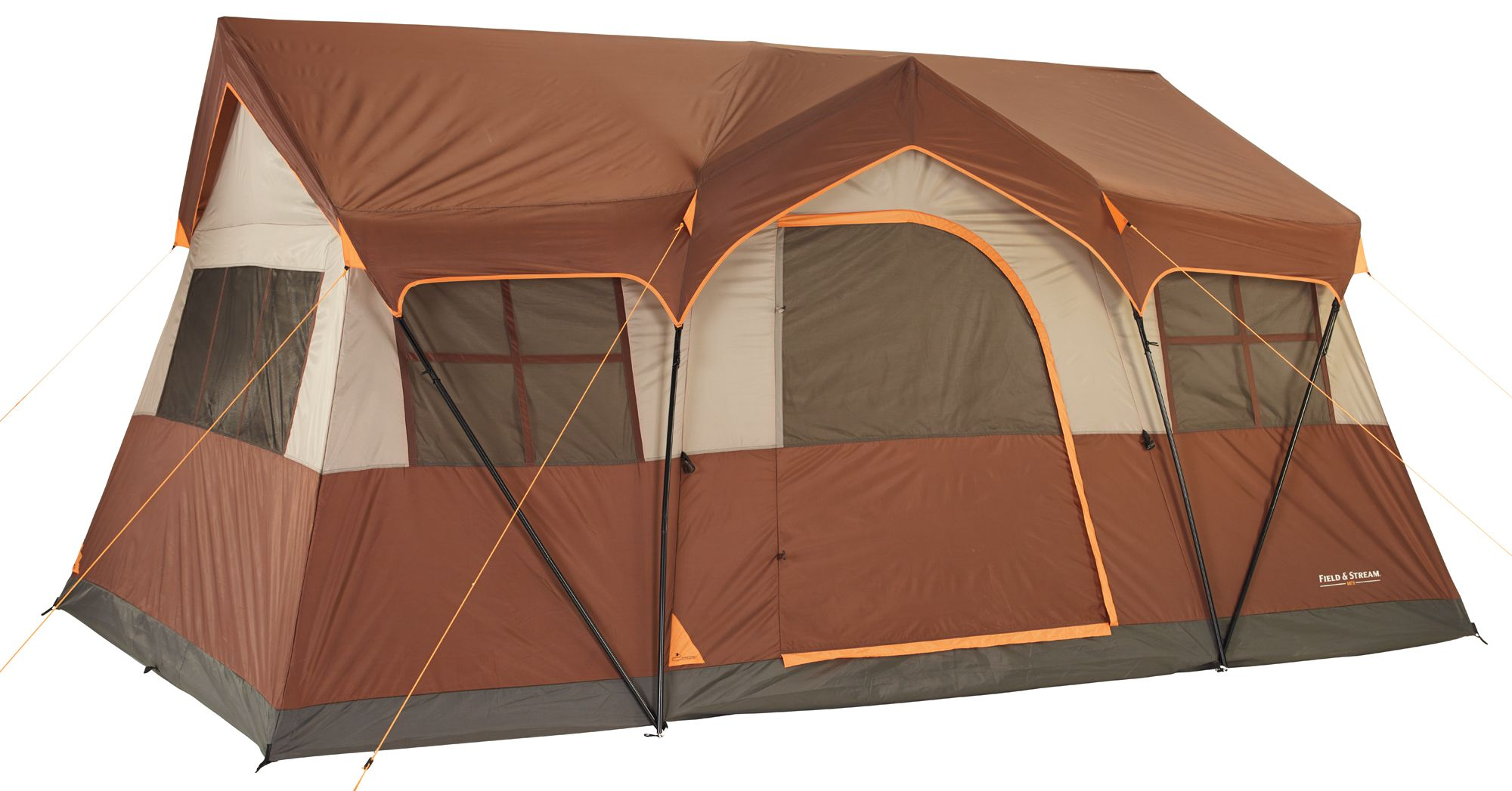 noImageFound ???  sc 1 st  DICKu0027S Sporting Goods & Field u0026 Stream Highlands Lodge 12 Person Tent | DICKu0027S Sporting Goods