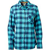 Field & Stream Women's Classic Lightweight Flannel Long Sleeve Shirt
