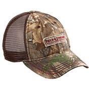 Field & Stream Women's Patch Mesh Back Camo Hat