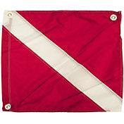 Marine Sports 20'' x 24'' Nylon Dive Flag