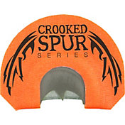 FOXPRO Crooked Spur Orange Bat Cut Mouth Turkey Call