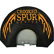 FOXPRO Crooked Spur Black V Cut Mouth Turkey Call
