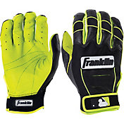 Franklin Adult CFX Pro Revolt Series Batting Gloves 2017