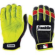 Franklin Adult CFX Pro Revolt Series Batting Gloves