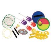 Franklin 5 Game Beach Bag Combo Set