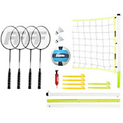 Franklin Advanced Volleyball and Badminton Set