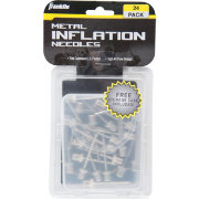 Franklin High Pressure Metal Inflation Needles - 24 Pack