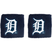 "Franklin Detroit Tigers Navy 2.5"" Wristbands"