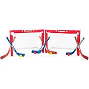Franklin NHL Mini Hockey Insta-Set Goals