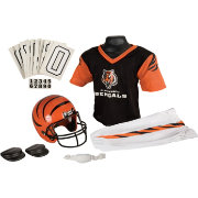 Franklin Cincinnati Bengals Kids' Deluxe Uniform Set