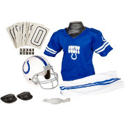 Franklin Indianapolis Colts Kids' Deluxe Uniform Set
