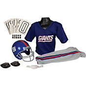 Franklin New York Giants Kids' Deluxe Uniform Set