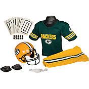 Franklin Green Bay Packers Kids' Deluxe Uniform Set
