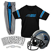 Franklin Carolina Panthers Kids' Deluxe Uniform Set