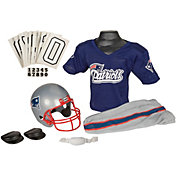 Franklin New England Patriots Kids' Deluxe Uniform Set