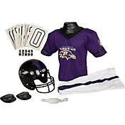 Franklin Baltimore Ravens Kids' Deluxe Uniform Set