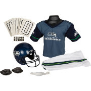 Franklin Seattle Seahawks Kids' Deluxe Uniform Set