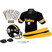 Franklin Pittsburgh Steelers Kids' Deluxe Uniform Set