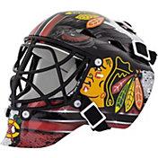Franklin Chicago Blackhawks Mini Goalie Mask