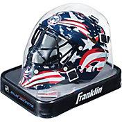Franklin Columbus Blue Jackets Mini Goalie Mask