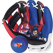 Franklin Superman Air Tech Glove and Ball Set