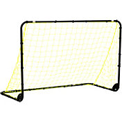 Franklin 6' x 4' Powder-Coated Steel Folding Soccer Goal