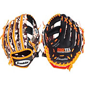 "Franklin 9.5"" T-Ball RTP Series Glove"