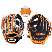 "Franklin 9.5"" RTP T-Ball Performance Glove w/ Ball"
