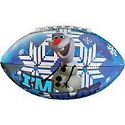 Franklin Disney Frozen Youth Mini Air Tech Football