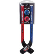 Franklin Youth NHL FlexPlay 2-Player Mini Street Hockey Stick and Ball Set
