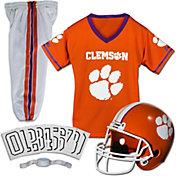 Franklin Clemson Tigers Deluxe Uniform Set