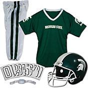 Franklin Michigan State Spartans Deluxe Uniform Set