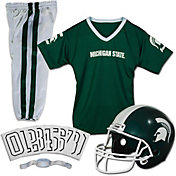 Franklin Michigan State Spartans Deluxe Uniform Set