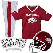 Franklin Arkansas Razorbacks Deluxe Uniform Set