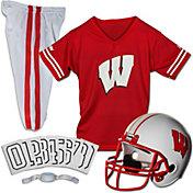 Franklin Wisconsin Badgers Deluxe Uniform Set