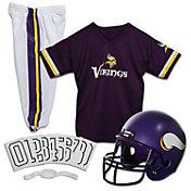 Franklin Minnesota Vikings Deluxe Uniform Set