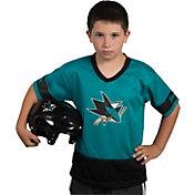 Franklin San Jose Sharks Uniform Set