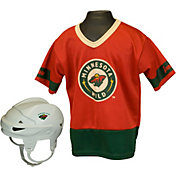 Franklin Minnesota Wild Uniform Set