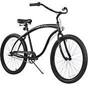Firmstrong Men's 26'' Bruiser Man Three Speed Beach Cruiser Bike