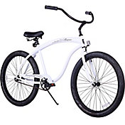 Firmstrong Men's Bruiser Man 26'' Single Speed Beach Cruiser Bike