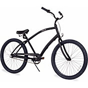 Firmstrong Men's CA-520 Alloy Three Speed Beach Cruiser Bike