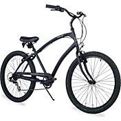 Firmstrong Men's 26'' CA-520 Seven Speed Beach Cruiser Bike