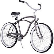 Firmstrong Men's Urban Man 24'' Single Speed Beach Cruiser Bike