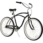 Firmstrong Men's Urban Man Three Speed Beach Cruiser Bike