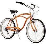 Firmstrong Men's Urban Man Seven Speed Beach Cruiser Bike