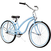 Firmstrong Women's 26'' Bella Classic Three Speed Beach Cruiser Bike