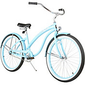Firmstrong Women's 24'' Bella Classic Single Speed Beach Cruiser Bike