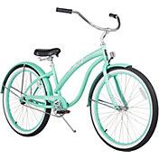 Firmstrong Women's 24'' Bella Classic Single Speed Beach Cruiser Bike