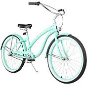 Firmstrong Women's 24'' Bella Classic Three Speed Beach Cruiser Bike
