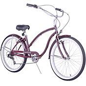 Firmstrong Women's Chief Lady Seven Speed Beach Cruiser Bike
